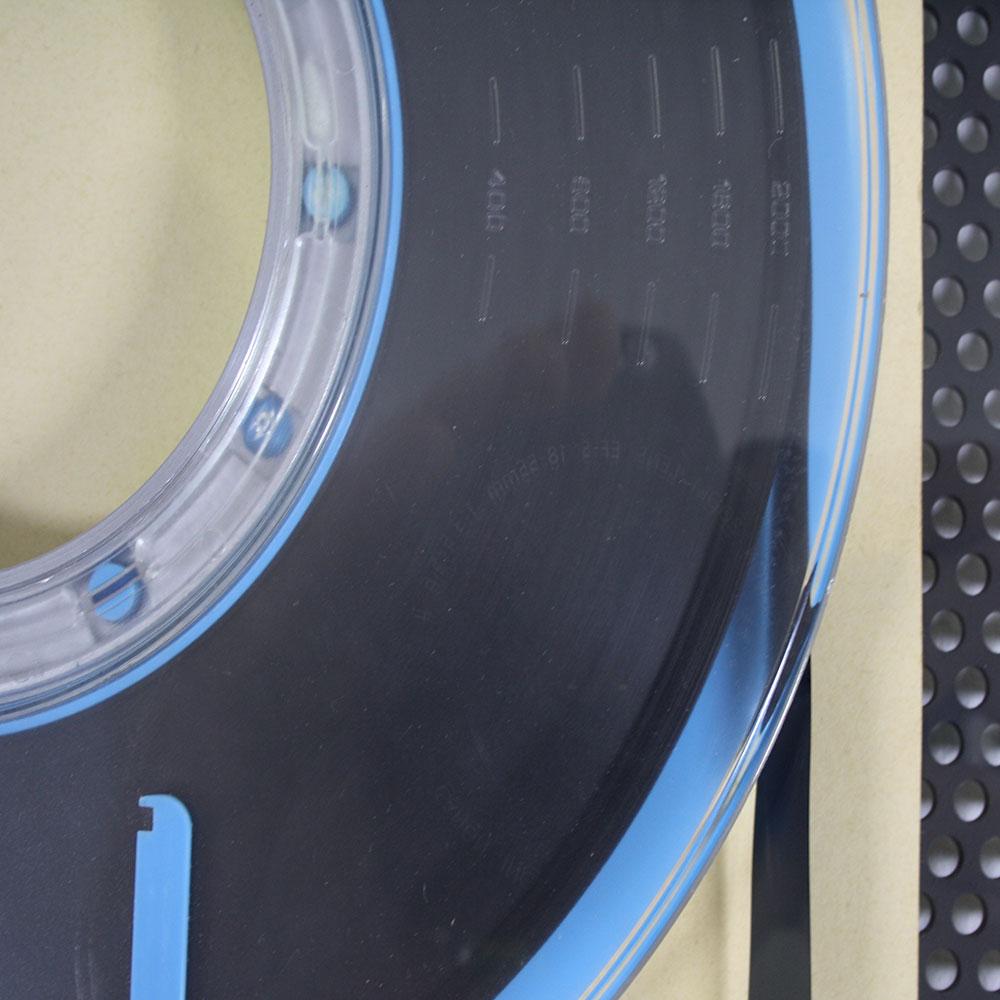 Skala auf einem Magnetband der gwdg