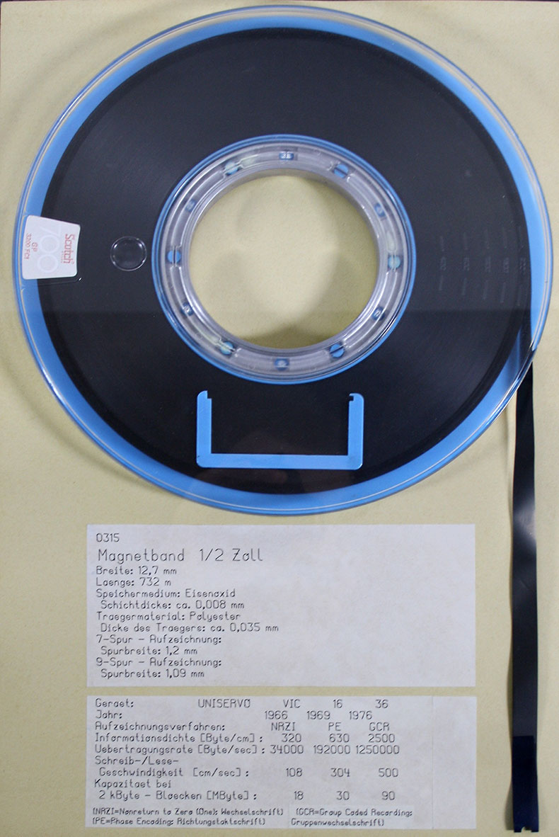 Magnetband Scotch 700 GB 3200